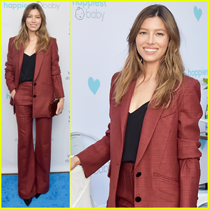 Jessica Biel Reveals Parenting 'Hack' with Son Silas: 'Grandma'!