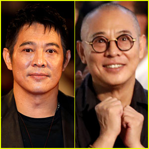 Jet Li Looks Frail & Unrecognizable in New Fan Photo