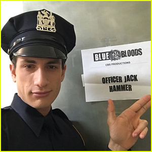 JFK's Grandson Jack Schlossberg Makes Acting Debut on 'Blue Bloods'!