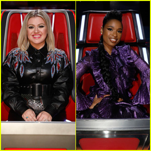 Kelly Clarkson & Jennifer Hudson Confirmed as Judges on 'The Voice' Season 15!
