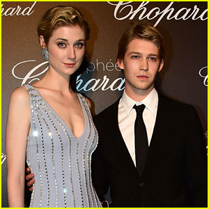 Joe Alwyn & Elizabeth Debicki Team Up for the Trophee Chopard Ceremony in Cannes