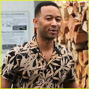 John Legend is Helping Daughter Luna Prepare for New Baby Brother!