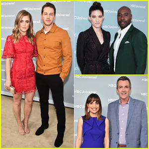 Josh Dallas, Jennifer Carpenter, Natalie Morales & More Rep Their Shows at NBC Upfronts 2018!