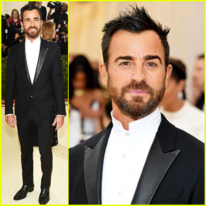 Justin Theroux Makes Return to Met Gala After 14 Years Away!
