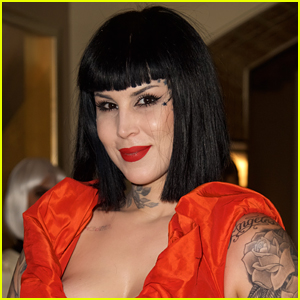 Kat Von D Expecting First Child with Husband Leafar Seyer!