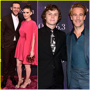 Kate Mara & Evan Peters Join Co-Stars at 'Pose' Premiere