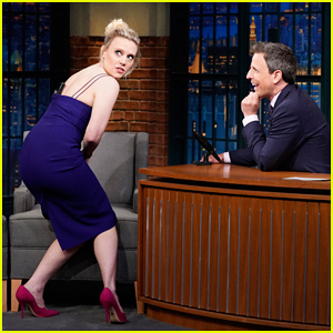 Kate McKinnon Brings Back Rudy Giuliani Impression on 'Late Night' - Watch Here!