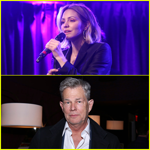 Katharine McPhee Gets Support from Boyfriend David Foster at 'Waitress' Cast Sing Sara Bareilles Concert!