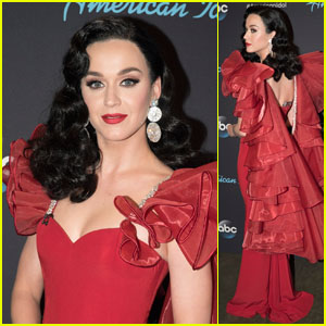 Katy Perry Is Back to Long Black Hair on 'American Idol' - See Her Latest Look!