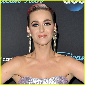 Katy Perry Crafts Perfect Response After Luke Bryan Jokes That She's Pregnant