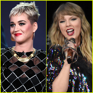 Katy Perry Ends Taylor Swift Feud, Literally Sends Her Olive Branch