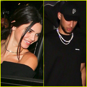 Kendall Jenner & Ben Simmons Hang Out Together at The Nice Guy Amid Dating Reports
