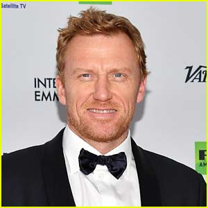 Kevin McKidd Welcomes Son Aiden with Wife Arielle Goldrath!