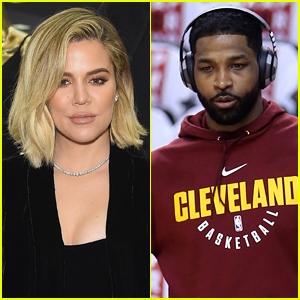 Khloe Kardashian Photographed Supporting Tristan Thompson at Cavaliers Game