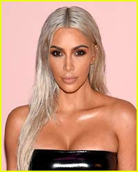 Kim Kardashian Wears Absolutely Nothing in Risqué Photo!