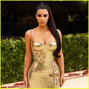 See How Katy Perry Helped Kim Kardashian's Met Gala 2018 Look Come Together!