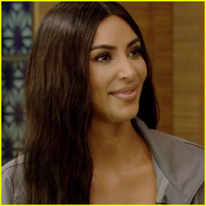 Kim Kardashian Gives an Update on Kanye West & Addresses Khloe Kardashian & Tristan Thompson's Relationship Status