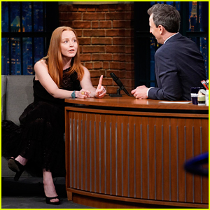 Tony Nominee Lauren Ambrose Says She Feels 'Big Responsibility' Playing Eliza Doolittle in 'My Fair Lady'