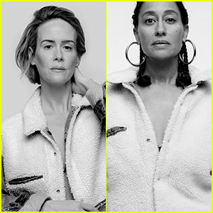 Sarah Paulson, Tracee Ellis Ross, & More Model the New Levi's x karla Collection!