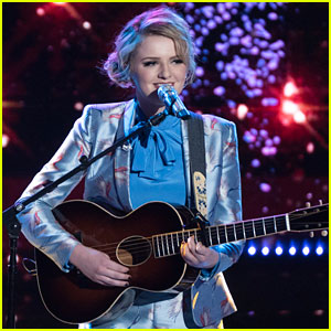 Maddie Poppe: 'American Idol' 2018 Finale Performance Videos - Watch Now!