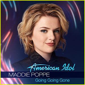 American Idol's Maddie Poppe: 'Going Going Gone' Stream & Download - Listen Now!