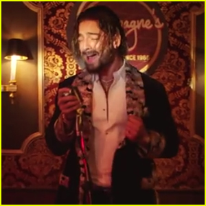 Maluma Tears Up in Emotional 'Marinero' Video - Watch Now!