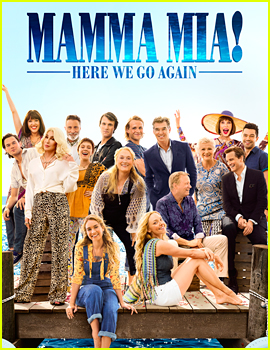 'Mamma Mia' Sequel Poster Features the Entire Star-Studded Cast!