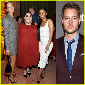 Mandy Moore, Justin Hartley & 'This Is Us' Cast Celebrate at EW & People's Upfronts Bash 2018!
