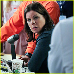 Marcia Gay Harden Reacts to 'Code Black' Getting Canceled