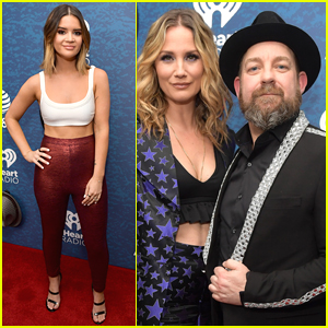 Maren Morris Joins Sugarland at iHeartCountry Festival 2018!
