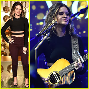 Maren Morris Supports Kacey Musgraves at 'Saturday Night Live'