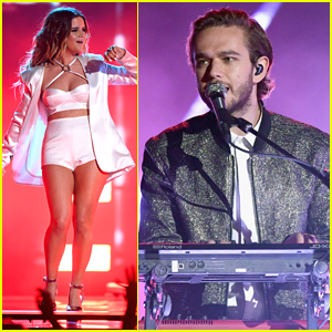 Maren Morris & Zedd Perform 'The Middle' at BBMAs 2018 - Watch Now!