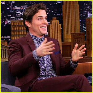 Matt Bomer's 13-Year-Old Son Is His Date to the Tonys!
