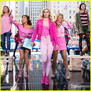 Watch Broadway's 'Mean Girls' Cast Perform 'Apex Predator'