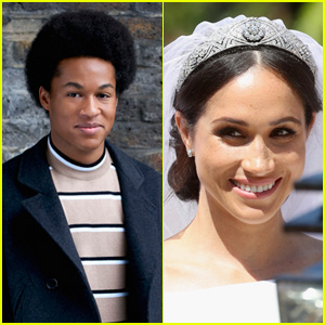 19-Year-Old Cellist Sheku Kanneh-Mason Reveals Meghan Markle Personally Called Him to Perform at Royal Wedding!