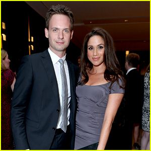 Meghan Markle's 'Suits' TV Husband Patrick J. Adams Is Going to the Royal Wedding!