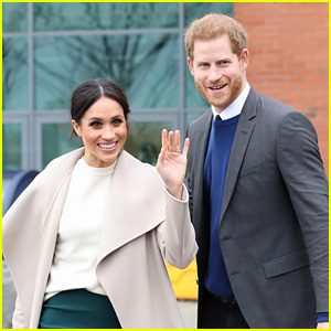 Prince Harry & Meghan Markle Receive Queen Elizabeth's Official Consent to Marry!