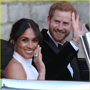 Meghan Markle Supplies Slippers for Guests at Royal Wedding Reception!