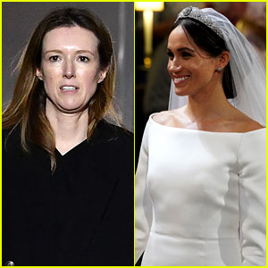 Meghan Markle's Wedding Dress Designer: Clare Waight Keller!
