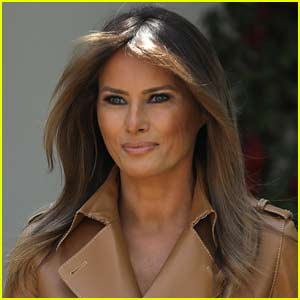 Melania Trump Hospitalized After Undergoing Kidney Surgery