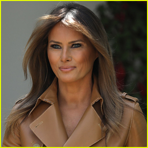 Melania Trump Addresses Absence After Not Being Seen in Public for 20 Days