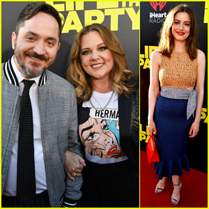 Melissa McCarthy & Ben Falcone Team Up To Premiere 'Life of the Party' in Alabama!