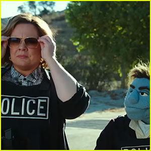 Melissa McCarthy Teams Up with Puppet Detective in 'Happytime Murders' Trailer!