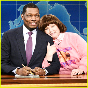 Melissa McCarthy Makes Surprise Appearance on 'SNL' as Michael Che's Stepmom - Watch!