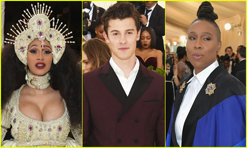 These 25 Celebrities Attended Their First Met Gala in 2018!