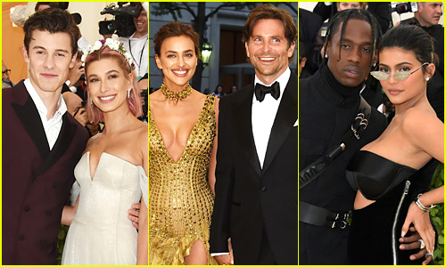 Met Gala 2018: Every Celeb Couple Who Walked the Red Carpet!