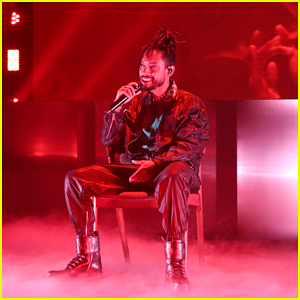 Miguel Performs 'Come Through and Chill' on 'The Tonight Show'!