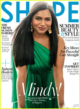 Mindy Kaling Reveals How Much Weight She Gained During Pregnancy