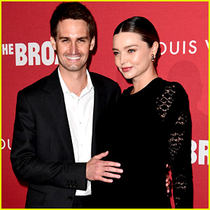 Miranda Kerr & Evan Spiegel Welcome Baby Boy - Find Out His Name!