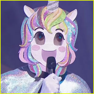 Find Out What Celeb Showed Up On a Korean Singing Show Dressed as a Unicorn!